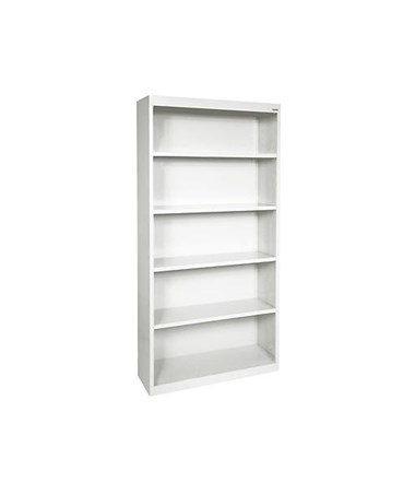 Four Shelves - White