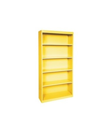 Four Shelves - Yellow