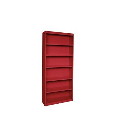 Five Shelves - Red