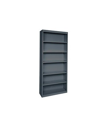 Five Shelves - Charcoal