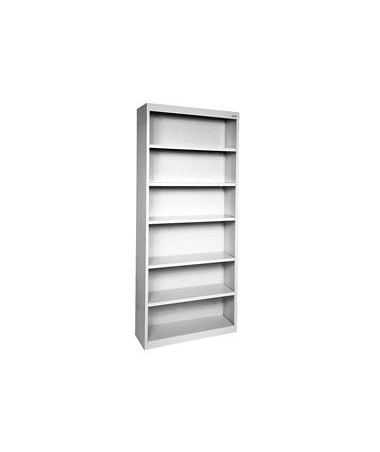 Five Shelves - Dove Gray