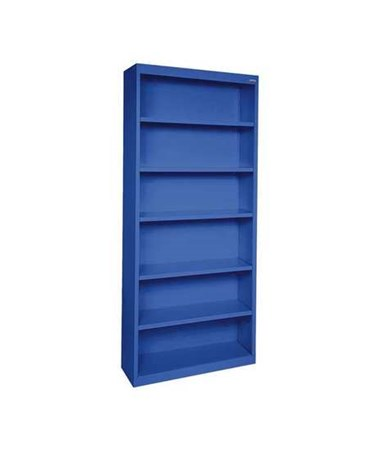 Five Shelves - Blue