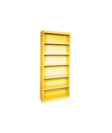 Five Shelves - Yellow