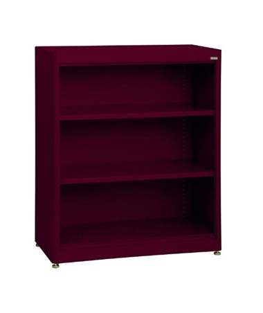Two Shelves - Burgundy