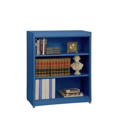 Two Shelves - Blue