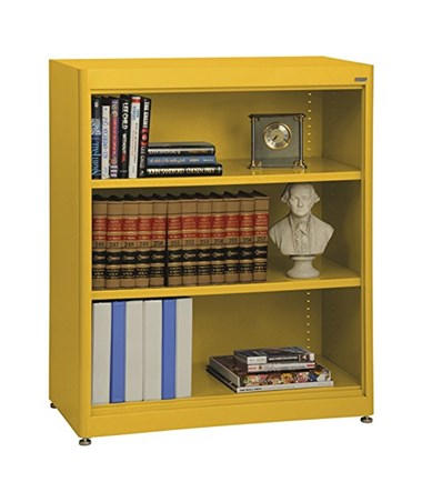 Two Shelves - Yellow
