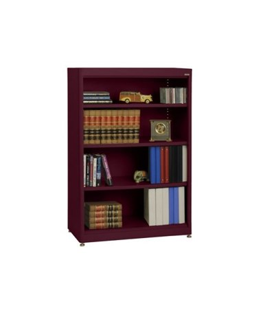 Three Shelves - Burgundy