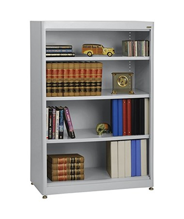 Three Shelves - Dove Gray