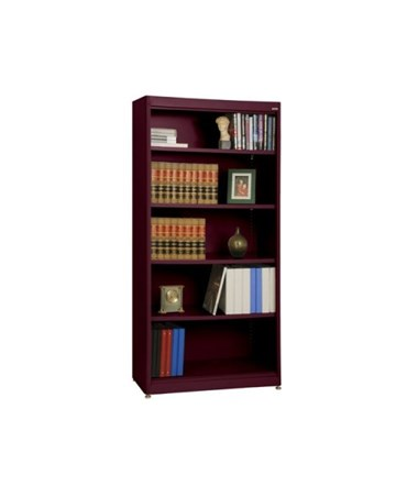 Four Shelves - Burgundy