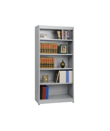 Four Shelves - Dove Gray