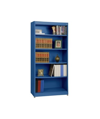 Four Shelves - Blue