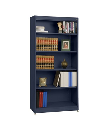 Four Shelves - Navy Blue