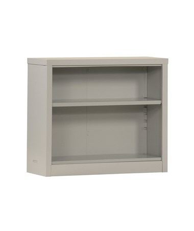 With One Shelf - Dove Gray