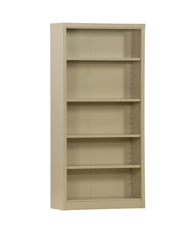 With Four Shelves - Putty
