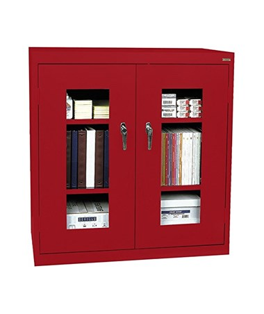 Sandusky Lee Clear View Classic Storage Cabinet SANCA2V361842-01