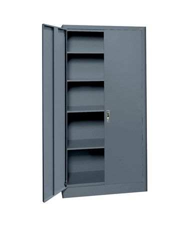 Solid Doors - Charcoal