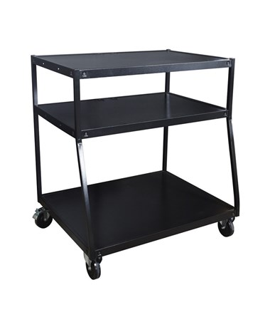 Sandusky Lee Wide Body TV Cart SANIF30322744-09-