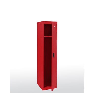 "1 Tier 66"" High - Red"