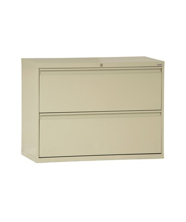 Two Drawers - Putty