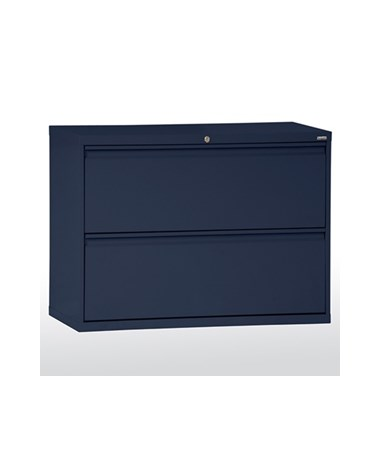 Two Drawers - Navy Blue