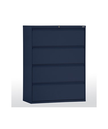 Four Drawers - Navy Blue