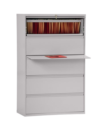 Five Drawers - Dove Gray