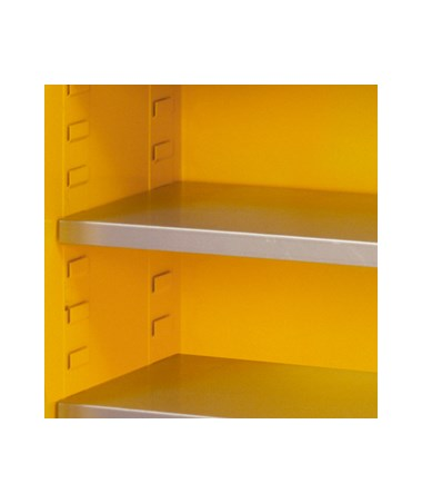 Galvanized Shelf