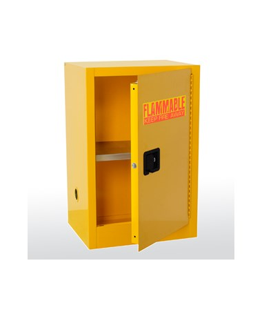 Sandusky Lee Compact Flammable Safety Cabinet SANSC12F-