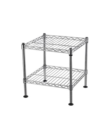 Sandusky Lee Light Duty Wire Shelving SANWS121212-C