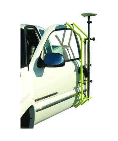 Seco GPS GNSS Truck Door Bracket - Flo Yellow SEC5114-20