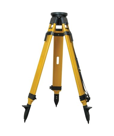 Seco Heavy Duty Birch Wood Tripod SEC5220-13-BLK-