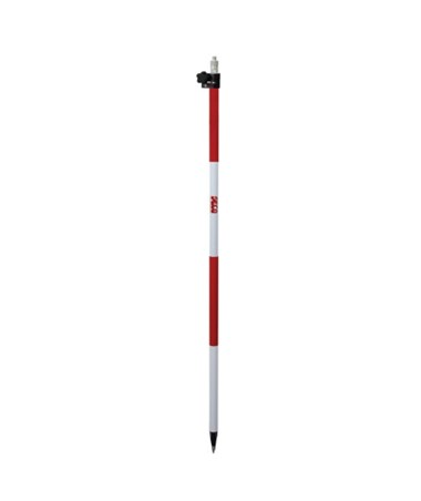 Seco 2.6 m Telescoping TLV Pole with Fine Metric Grad SEC5527-18-13-