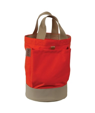 Seco Heavy Duty Collapsible Bucket Bag SEC8095-20-ORG