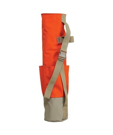 "Seco 8100-20-ORG 36"" Lath Bag with Heavy-Duty Rhinotek"