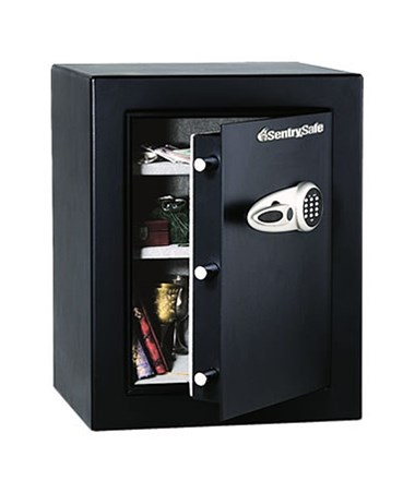 SentrySafe Large Capacity Security Safe With Digital Lock