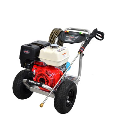 Simpson ALH4240 Aluminum Commercial Power Washer with Honda GX390