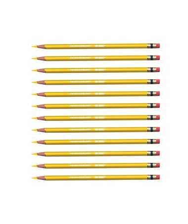 Prismacolor Col-Erase Erasable Color Pencil (12-Pack) Canary Yellow SN20063