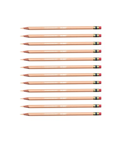 Prismacolor Col-Erase Erasable Color Pencil (12-Pack) Light Peach SN20056