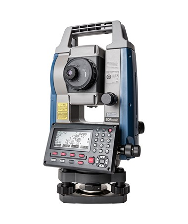 Sokkia iM-52 2 Second Reflectorless Total Station with Dual Display 1023563-04