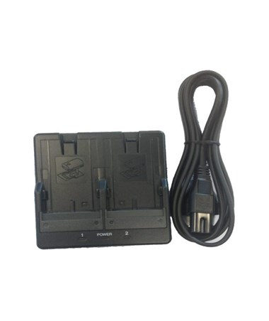 Sokkia CDC68-21 Charger and Power Cable with Flat Pin, SOK210160092