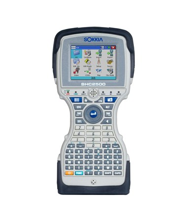 Sokkia SHC2500 Data Collector - Packaged with The Powerful Spectrum Survey Field Software (SSF) SOK559500a