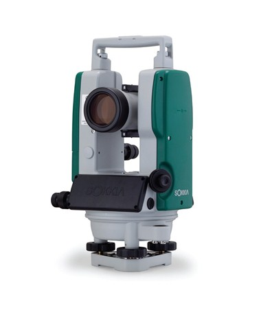 Sokkia DTx40 Series Single Display Laser Digital Theodolite 303226141