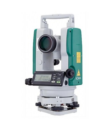 Sokkia DTx40 Series Dual Display Laser Digital Theodolite 303227101