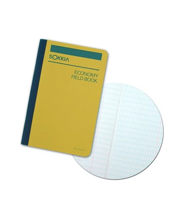 Sokkia Economy Soft Bound Field Book 8152-10