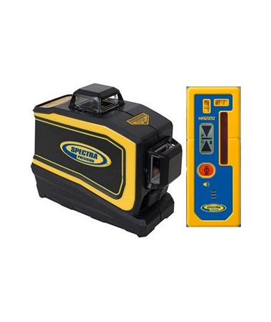 Spectra LT56 360 Degree Line Laser Level with HR220