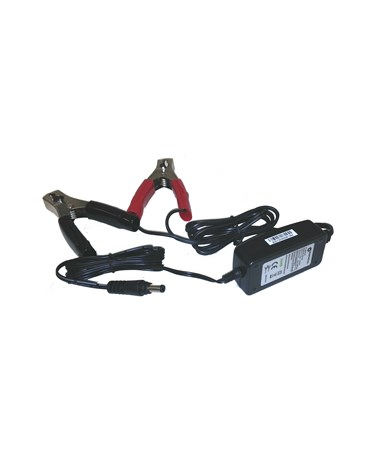 12V External Alligator Clip Power Cable for Spectra Laser Levels SPEQ104791