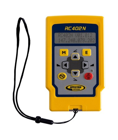 Spectra RC402N Remote Control for Spectra Laser Levels SPERC402N