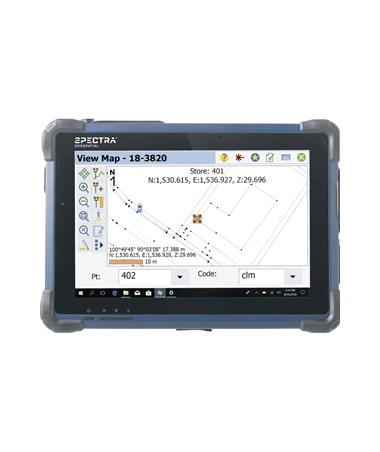 Spectra ST10 Tablet Data Collector SPEST10-010-001-