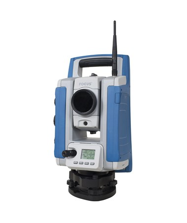 Spectra Focus 35 Series Total Station with Universal Charger SPESUMR-35005-