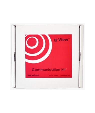 Communication Kit for ShockWatch G-View Impact Recorder SPOGV550